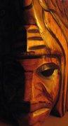 古埃及元素面具