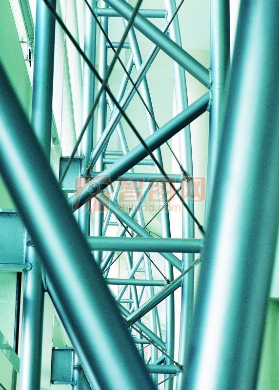 現代建筑設施