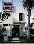 別墅建筑照片