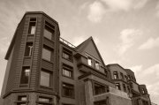 高清現代建筑攝影