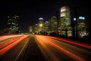 城市建筑道路