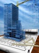 高楼设计模型