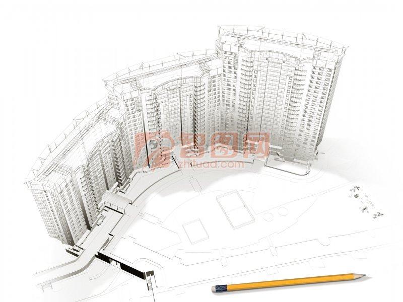 建筑模型展示