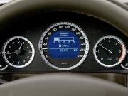 2010款E級轎車儀表