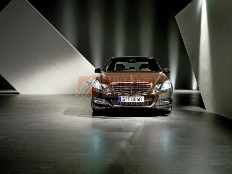 棕色轎車攝影元素