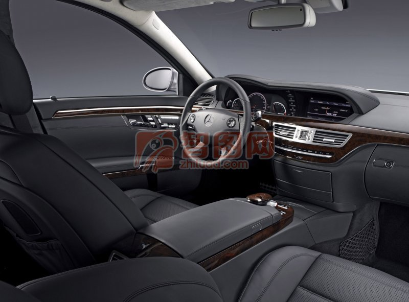 2010款S級轎車元素