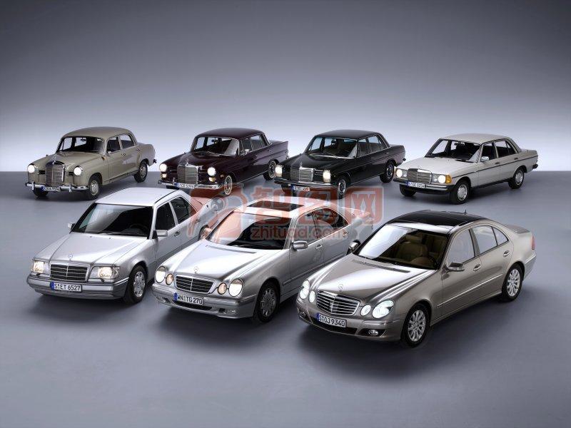 E級轎車元素