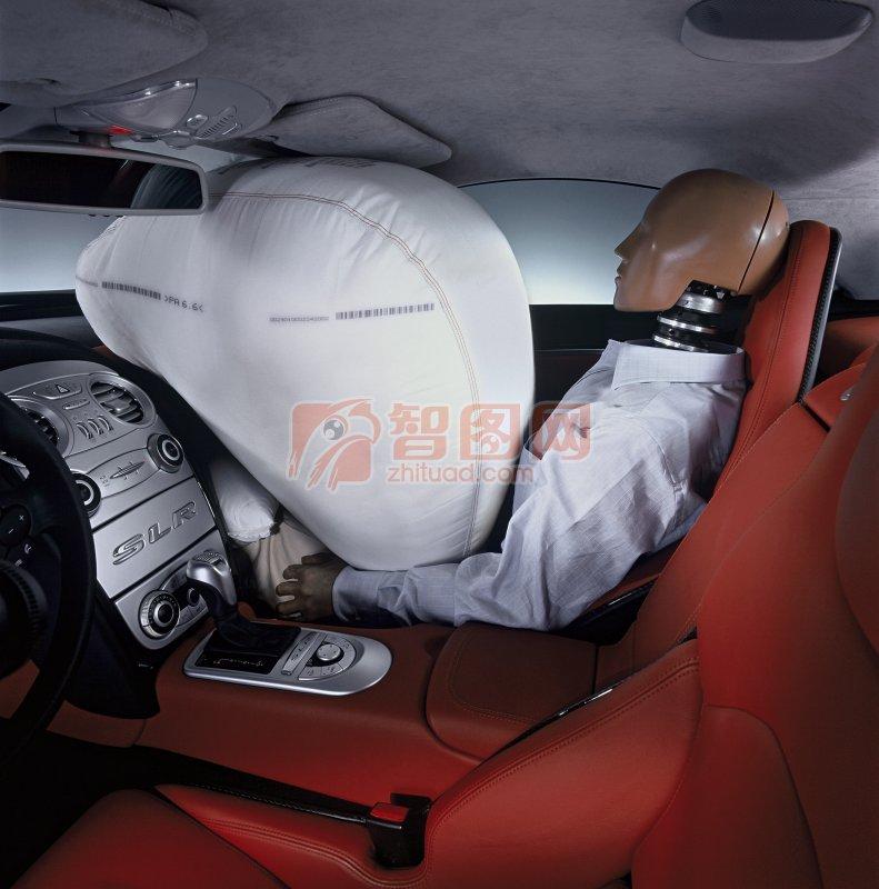 轎車安全氣囊元素