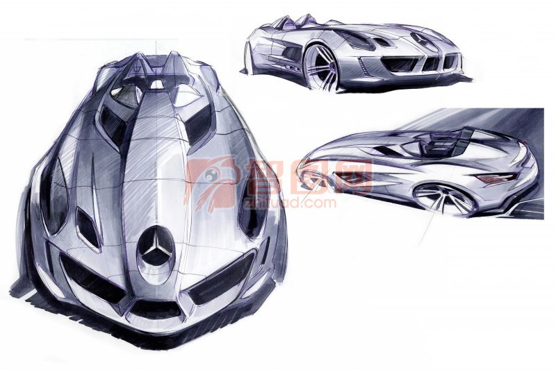 SLR Stirling Moss轎車