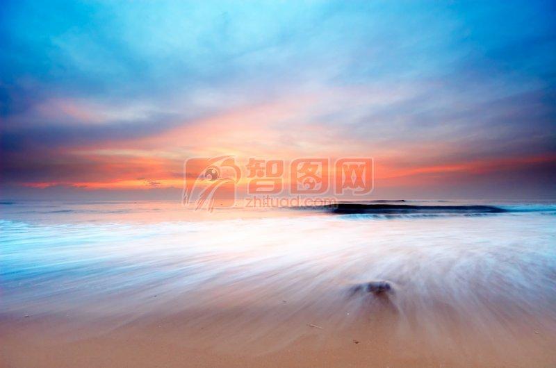 海景攝影素材