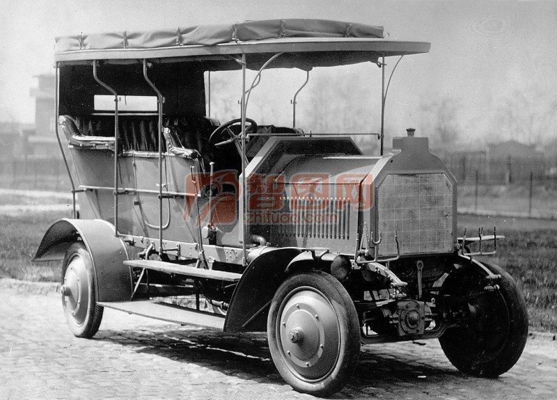 古董轎車元素