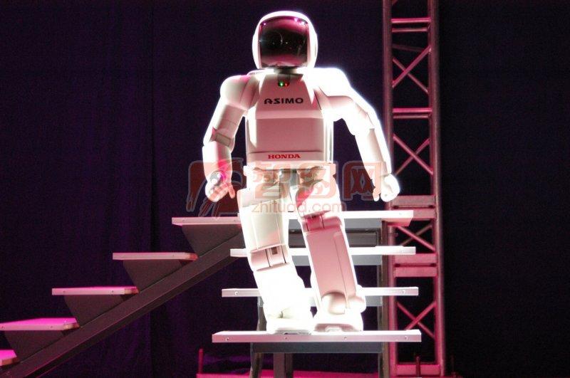 ASIMO機器人素材