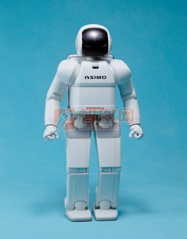 ASIMO機器人正面元素