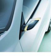 CR-Z概念車白色轎車
