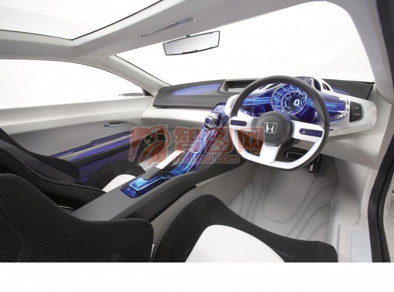 CR-Z概念車內部元素
