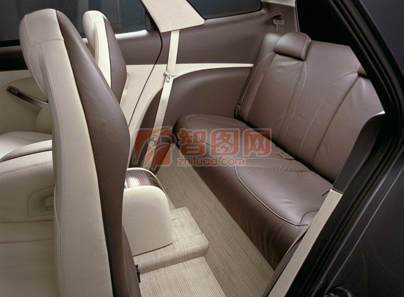 Centieme概念車座椅元素