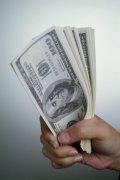 纸币摄影4