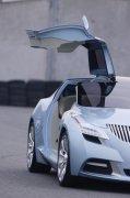 Riviera概念車跑車素材