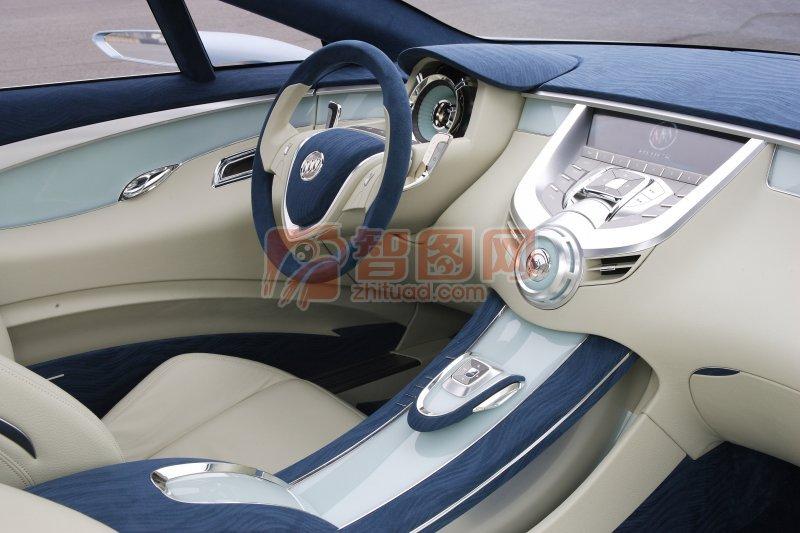 Riviera概念車內部攝影元素