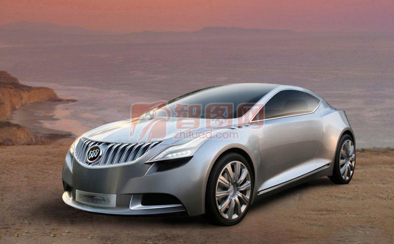 Riviera概念車轎車元素