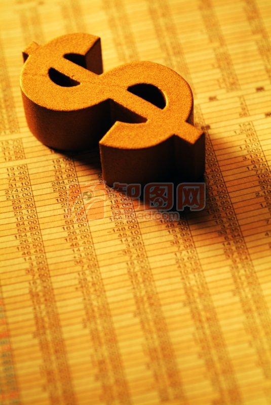 货币符号摄影