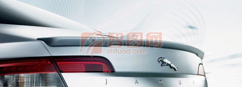 轎車尾部攝影