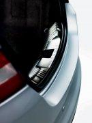 轎車尾部設計素材