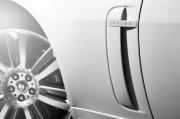 轎車細節攝影素材