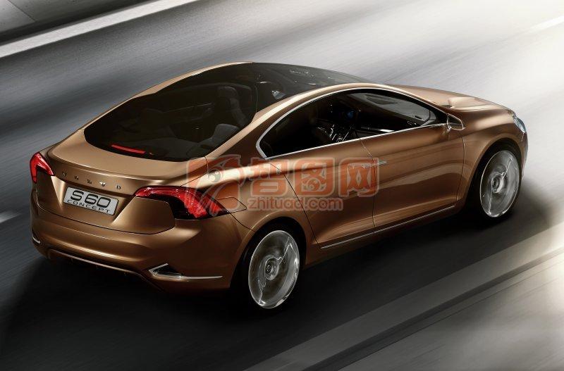 棕色車身轎車攝影元素