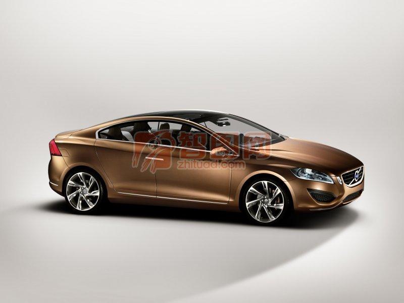 S60概念車攝影設計
