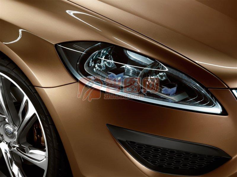 S60概念車攝影素材