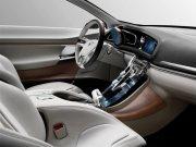 S60概念車汽車內部攝影