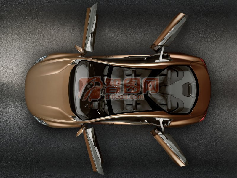 S60概念車攝影元素