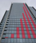 红色矩形图
