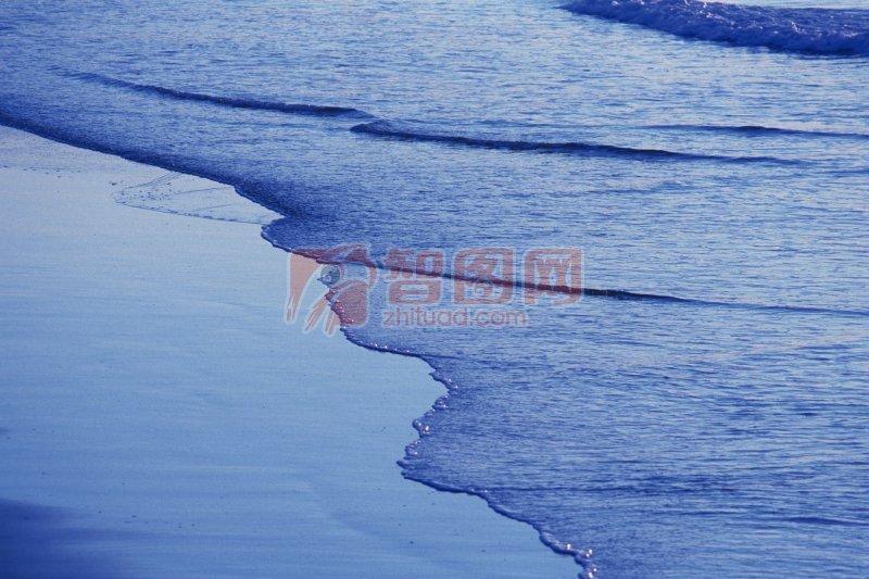 藍色海水元素