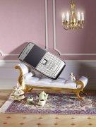 银色手机素材