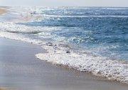 深藍色海水元素