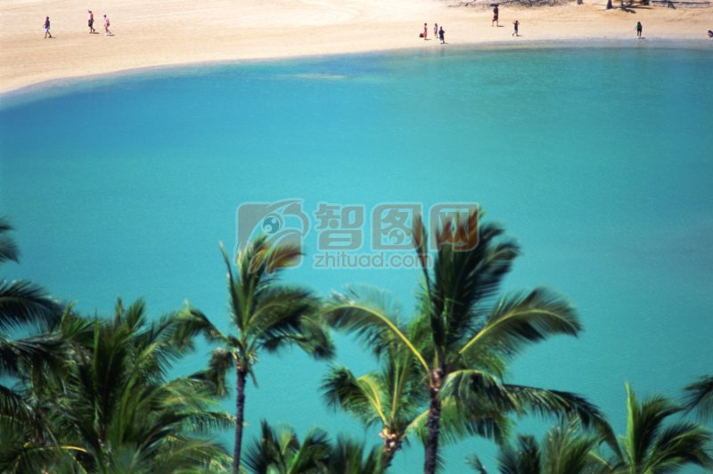 海邊風景元素攝影