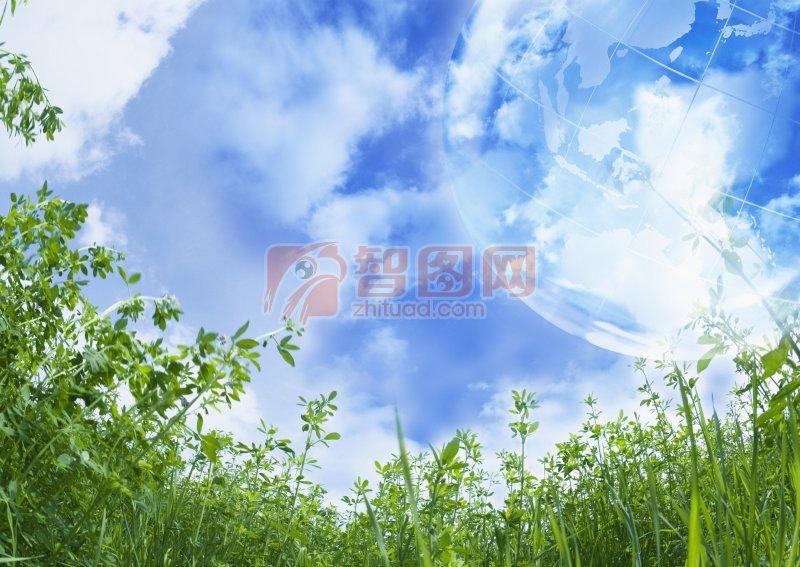 天空背景攝影元素