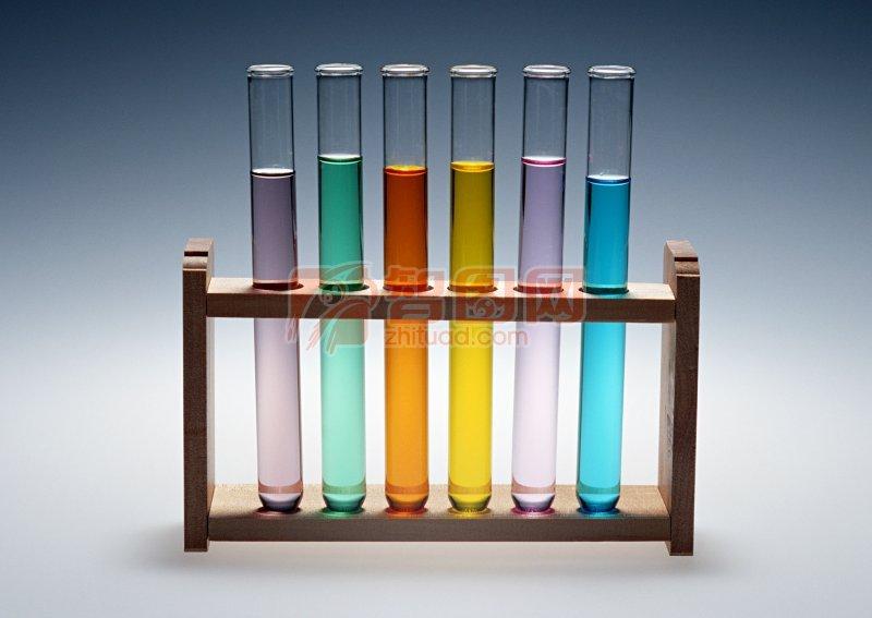 化学摄影素材