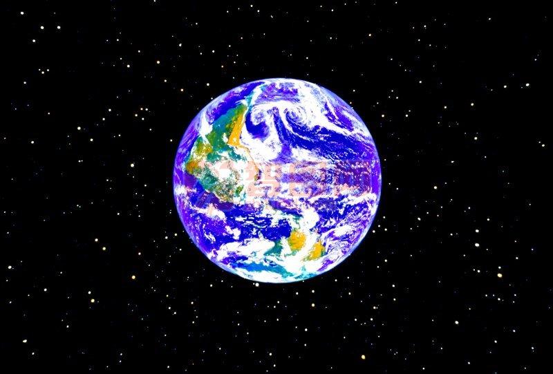 藍色地球元素