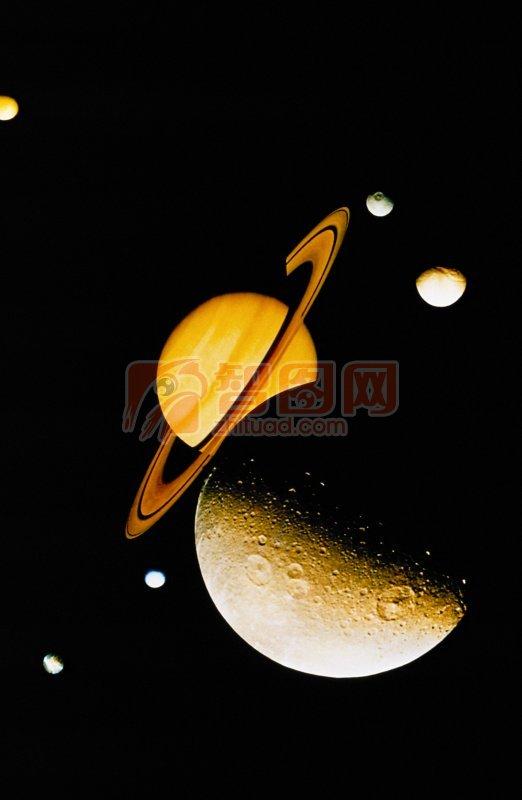 星球素材攝影