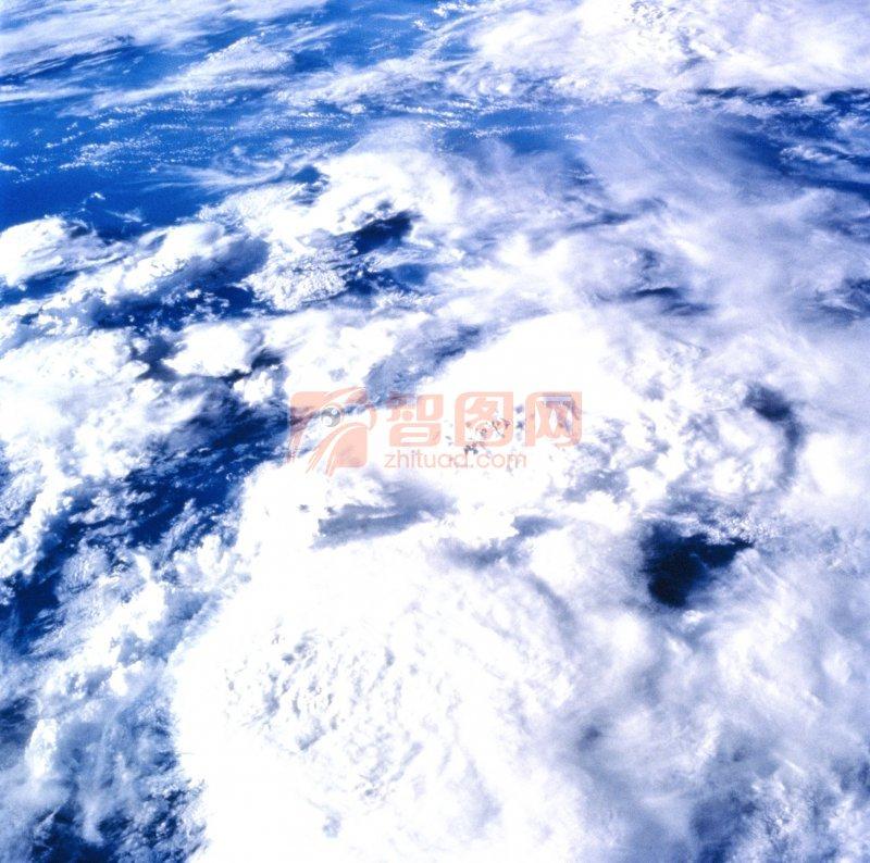 云層攝影元素