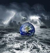 水深火熱的地球