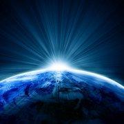 發光的星球