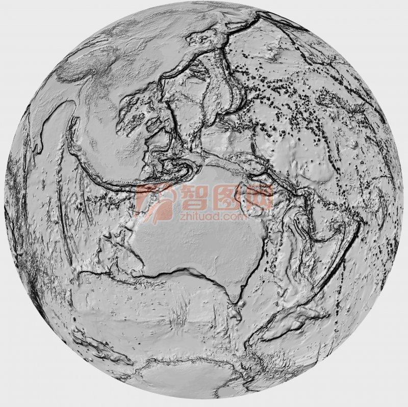 灰色地球元素