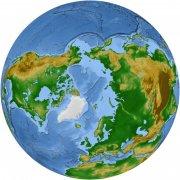 世界地圖元素