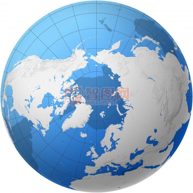 世界地圖素材