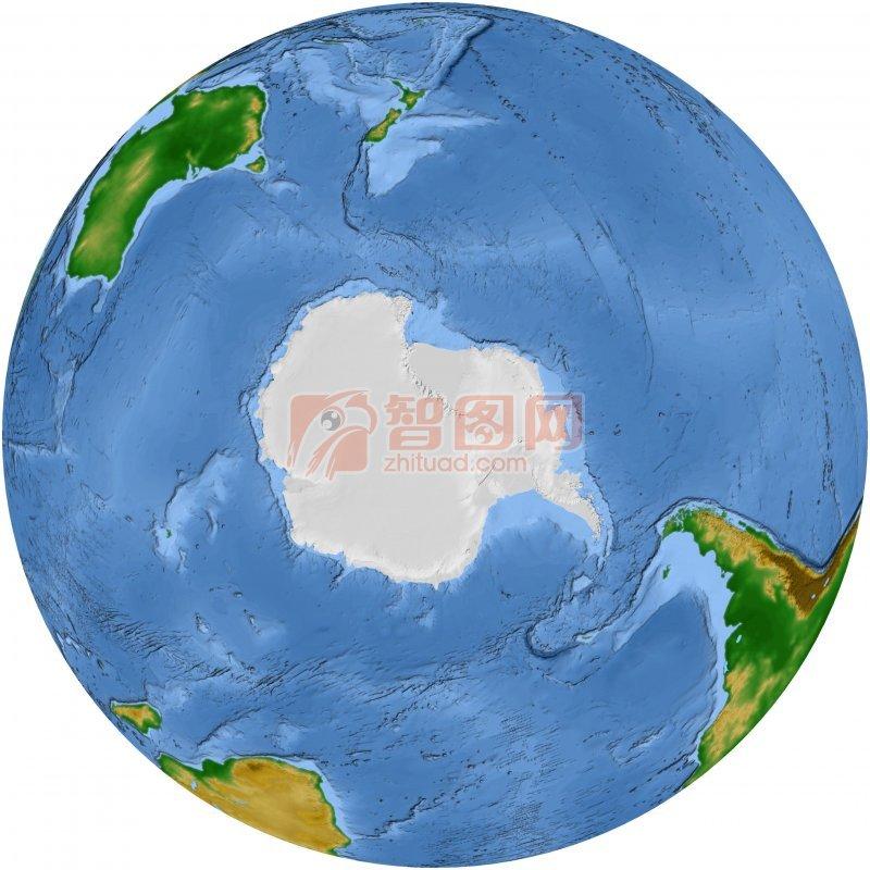 高清世界地圖元素