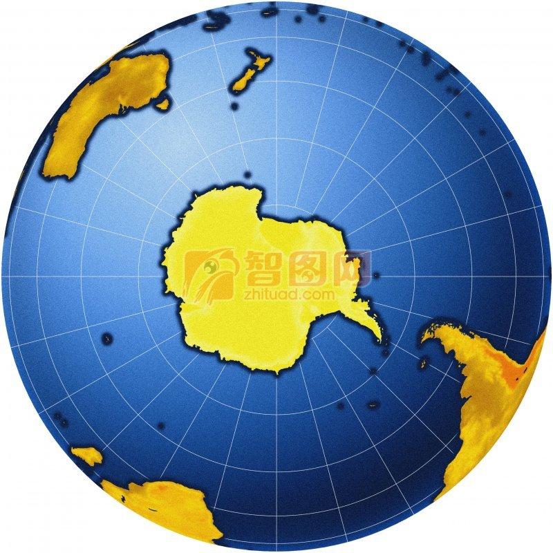 深藍色素材世界地圖